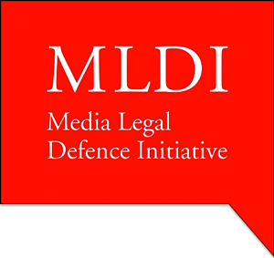 Media Legal Defence Initiative Ad